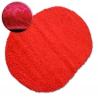 Teppich oval SHAGGY GALAXY 9000 rot