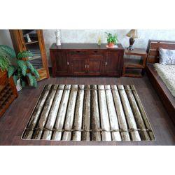 Teppich ALMIRA 6509  dunkelbraun