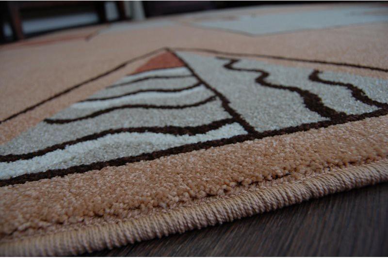 Teppich SHAGGY 3D  202 türkis