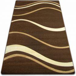 Teppich FOCUS - 8732 braun