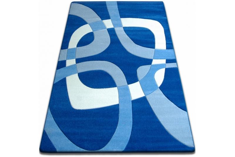 Teppich FOCUS  F242 blau