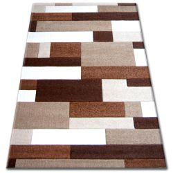 Teppich PILLY H201-8403 -  Gold/Kakao
