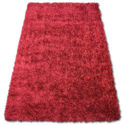 Teppich SHAGGY LILOU rot