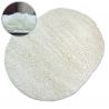Teppich oval SHAGGY GALAXY 9000 Creme