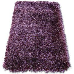 Teppich LOVE SHAGGY Modell 93600 purple
