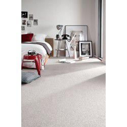 Teppichboden TRENDY 300 weiß