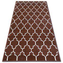 Teppich BCF BASE 3770 TRELLIS braun