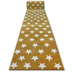 Läufer SKETCH - FA68 Gold/Sahne - Stern