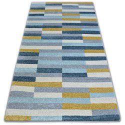 Teppich NORDIC STOCKHOLM grau/blau G4597