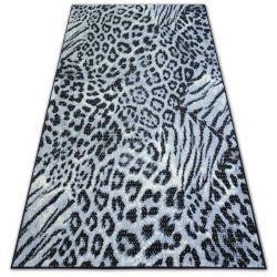 Teppich BCF AFRICA 3913 schwarz/grau