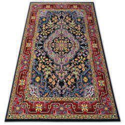 Teppich PAINT G4773 - Tradition schwarz/rot