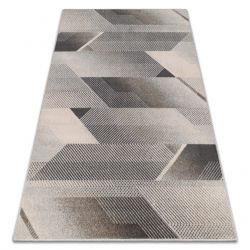 Teppich Wolle MAGNETIC Tenar grau