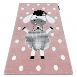 Kinderteppich PETIT DOLLY rosa
