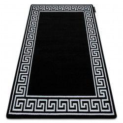 Teppich HAMPTON Grecos schwarz