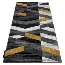 Teppich ALTER Bax Streifen gold