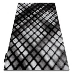 Teppich INTERO REFLEX 3D Gitter grau