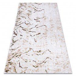 Teppich ACRYL DIZAYN 123 beige / grün