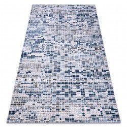 Teppich ACRYL DIZAYN 124 blau