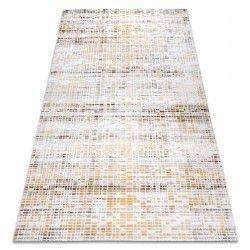 Teppich ACRYL DIZAYN 124/7058 gelb