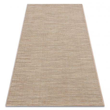Teppich FORT SISAL 36201082 beige einheitliche einfarbige Melange