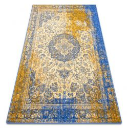 Teppich Wolle Kerman ICON gold