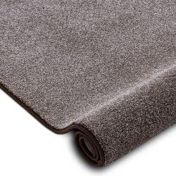 Teppichboden SAN MIGUEL braun 41 eben, glatt, einfarbig