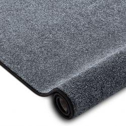 Teppichboden SAN MIGUEL grau 97 eben, glatt, einfarbig