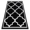 Teppich SKETCH - F730 schwarz/weiß