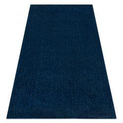 Moderner Waschteppich LATIO 71351090 dunkelblau