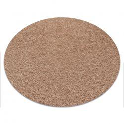 Teppich rund ETON beige