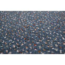 Teppichboden VELOURS TECHNO STAR 390 blau