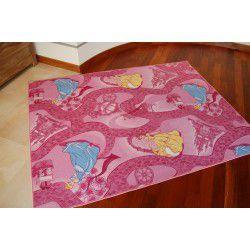 Teppichboden DISNEY CELEBRATION pink