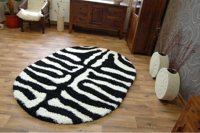 Patchwork teppich grau hochflor teppich weiß schwarz heatset