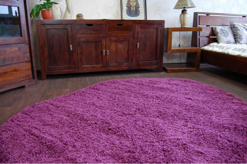 teppich oval shaggy galaxy 9000 violett teppiche shaggy. Black Bedroom Furniture Sets. Home Design Ideas