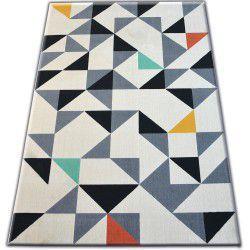 Teppich SCANDI 18214/763 - Dreiecke