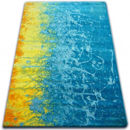 teppich paint f479 blau f r kinder. Black Bedroom Furniture Sets. Home Design Ideas