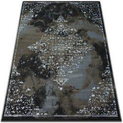 Teppich VOGUE 478 Schwarz/Braun