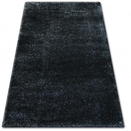 Teppich SHAGGY NARIN P901  schwarze Melone