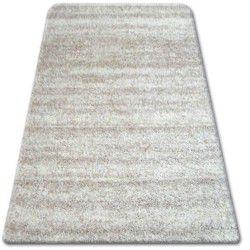 Teppich SHAGGY ZENA 3383 elfenbein / beige