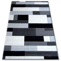 Teppich PILLY H201-8403 - schwarz/Silber