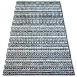 Teppich Teppichboden ZIGZAG greu 0093